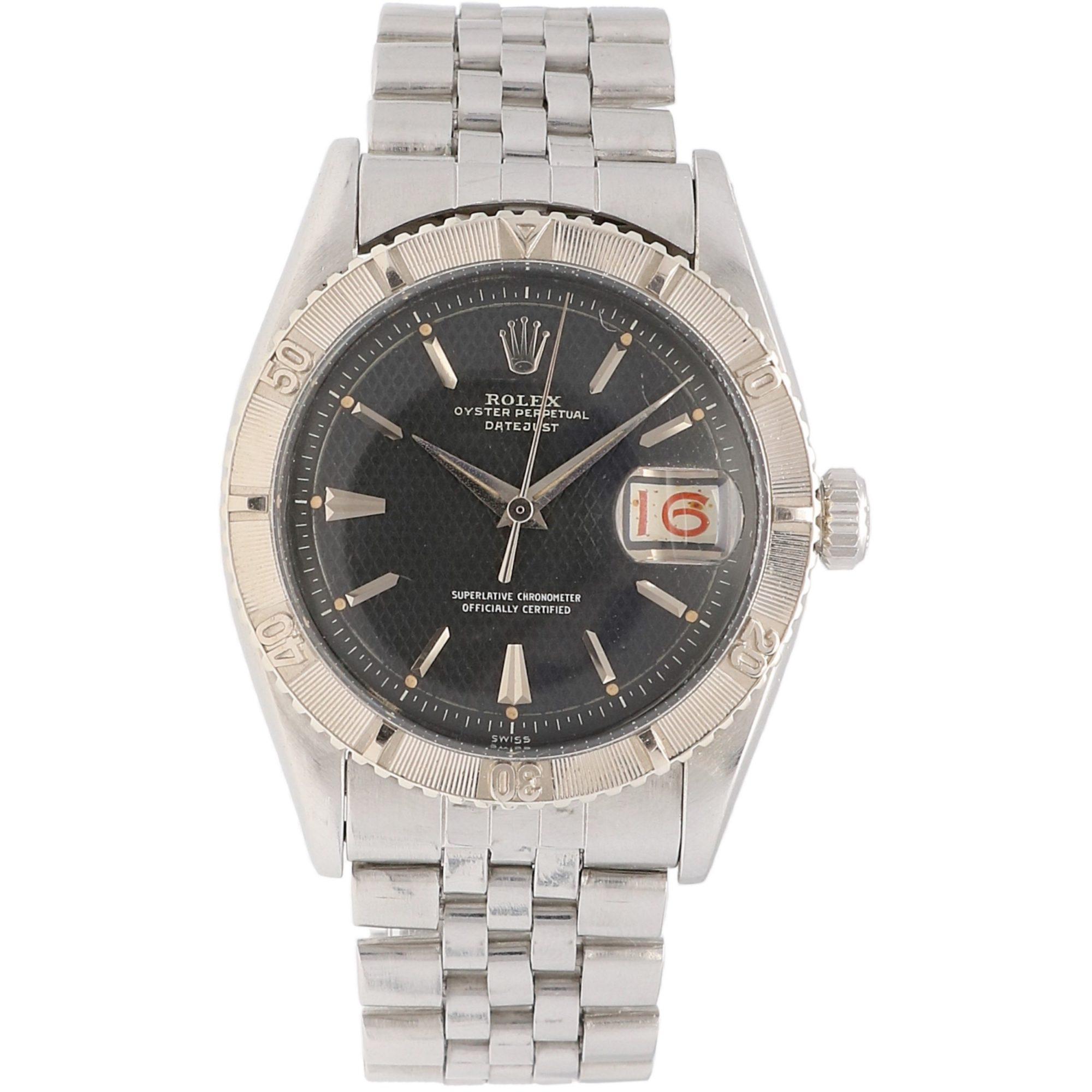 Rolex Datejust Turn-O-Graph 6609 - 1956